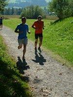 SVW-Beteiligung beim Sparkasse Kaiserwinkl Halbmarathon