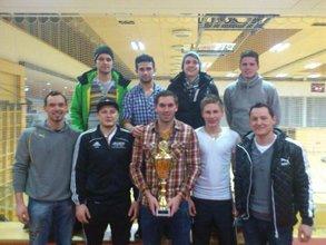Turniersieg Kufstein 2013